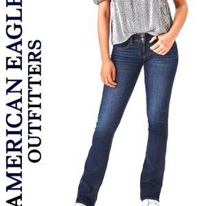 American Eagle Artist Bootcut Jeans | Size 4L
